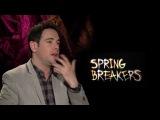 Selena Gomez, Vanessa Hudgens, Ashley Benson and Rachel Korine talk 'Spring Breakers!'